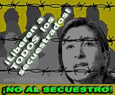Logo de la campaña contra el secuestro